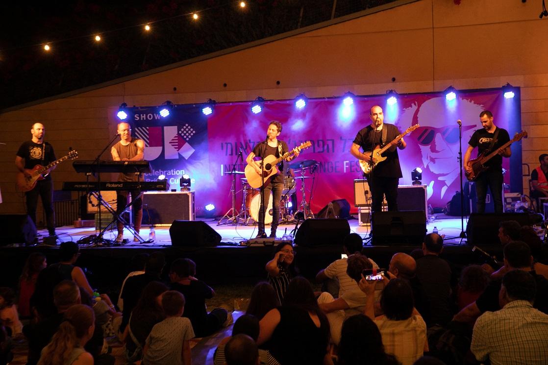 עידן אלתרמן פסטיבל הפרינג' הבינלאומי 2018